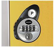 Thumbnail of Probe Re-programmable Combination Lock