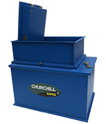 Thumbnail of Churchill Gas Strut Size 2 - 63Ltr Under Floor Safe