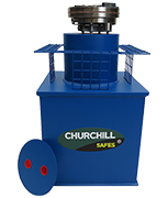 Churchill Ruby - 25Ltr Under Floor Safe