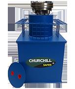 Churchill Grade 1 - 25Ltr Under Floor Safe