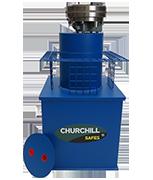Thumbnail of Churchill Grade 3 - 25Ltr Under Floor Deposit Safe