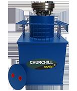 Thumbnail of Churchill Grade 2 - 25Ltr Under Floor Deposit Safe