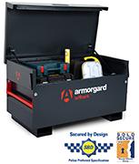 Armorgard TuffBank Site Box TB2