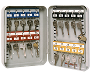 Thumbnail of Securikey System 20 Key Cabinet