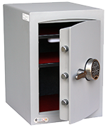 Securikey Mini Vault Silver 2E