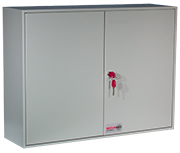 Thumbnail of Securikey System 600 Key Cabinet