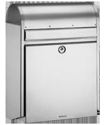 Brabantia - B170 Stainless Steel Post Box
