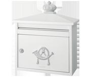 Brabantia - B210 White Post Box