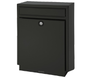 Thumbnail of Brabantia - B100 Black Post Box