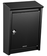 Brabantia - B110 Black Post Box
