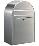 Bobi - Classic Stainless Steel Letter Box