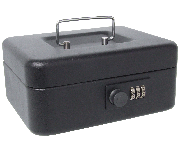 Sterling Combination Cash Box