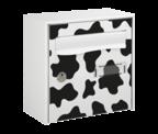 Thumbnail of Cowskin Design - Steel Post Box