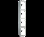 Thumbnail of Probe 4 Door - Extra Wide White Locker