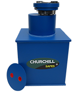 Churchill Vector V3 - 28Ltr Under Floor Safe