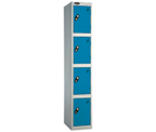 Thumbnail of Probe 4 Door - Extra Wide Blue Locker