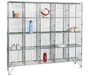 RMP 20 Door - Extra Deep Wire Mesh Locker