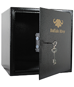 Buffalo River Key Lock Ammo Safe