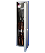 Brattonsound Sentinel Plus 5 Rifle Safe (lock top)