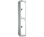 Thumbnail of Probe 2 Door - Extra Wide White Locker