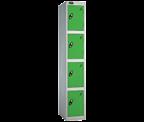 Thumbnail of Probe 4 Door - Extra Wide Green Locker