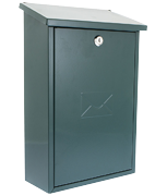 Thumbnail of Rhondda Green - Steel Post Box
