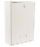 Forth White - Rear Access 9Ltr Small Post Box