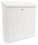 Thumbnail of Severn White - Steel Post Box