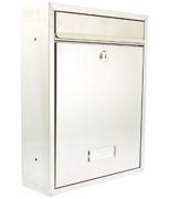 G2 Trent - Stainless Steel Post Box