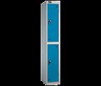 Thumbnail of Probe 2 Door - Extra Wide Blue Locker