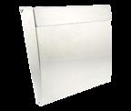 Calder - Stainless Steel Post Box