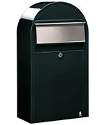 Bobi - Grande S Dark Green Letter Box