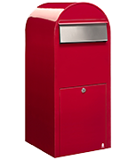 Bobi - Jumbo Red Letter Box