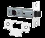 Thumbnail of Union Essential - Tubular Latch (75mm, Bright Zinc)