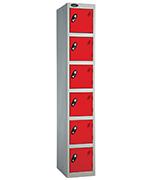Thumbnail of Probe 6 Door - Extra Deep Red Locker