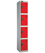 Thumbnail of Probe 4 Door - Wide Red Locker