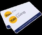 Yale Smart Lock Key Card (Twin Pack)