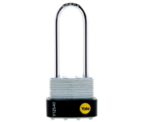 Yale Y125 40mm Long Shackle Laminated Steel Padlock