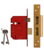 Thumbnail of Union 2234 - 5 Lever Sashlock (67mm, Polished Brass)
