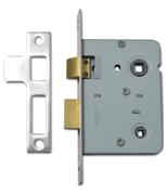 Thumbnail of Legge 3751 - Bathroom Lock (76mm, Nickel Plated)