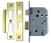 Thumbnail of Union 2226 - Bathroom Lock (65mm, Polished Brass)