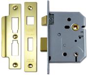 Thumbnail of Union 2226 - Bathroom Lock (77mm, Polished Brass)