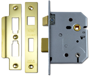 Thumbnail of Union 2226 - Bathroom Lock (77mm, Polished Brass)