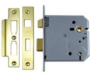 Thumbnail of Union 2226 - Bathroom Lock (103mm, Polished Brass)