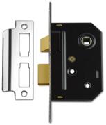 Thumbnail of Union 2294 - Bathroom Lock (63mm, Polished Chrome)