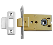 Thumbnail of Asec Flat Pattern Latch (64mm, Nickel Plated)