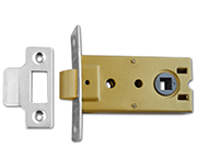 Asec Flat Pattern Latch (76mm, Nickel Plated)