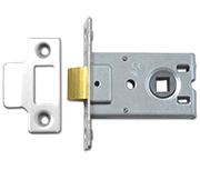 Legge 3708 - Flat Pattern Latch (64mm, Nickel Plated)