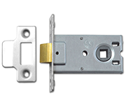 Legge 3709LK - Flat Pattern Latch (76mm, Nickel Plated)