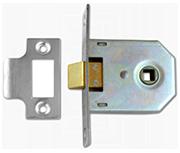 Thumbnail of Union 2642 - Flat Pattern Latch (64mm, Polished Chrome)